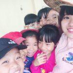 笑顔を届けよう!ベトナムの貧しい村を訪ね、ボランティアに参加してミル(MILU)