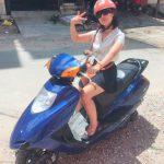 なぜ事故らない?バイク王国ベトナムでバイクに乗ってミル(MILU)