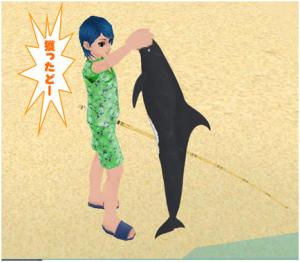 MILUのクジラの一本釣りが凄い件_04