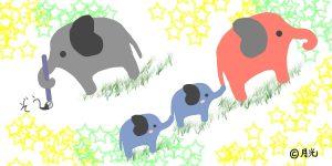 【アイキャッチ画像】象が好き。だから飼う。無理を承知で、『MILU』で飼う!