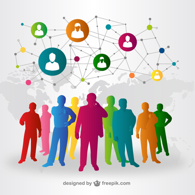 menschen-social-media-interaktion-vektor_23-2147492049