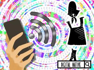 デジタルネイティブ世代